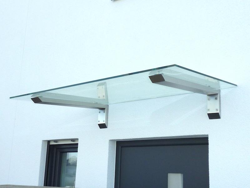 edelstahvordach glasvordach vord cher vordach g nstig edelstahlglasvordach v4a inox rechteck. Black Bedroom Furniture Sets. Home Design Ideas