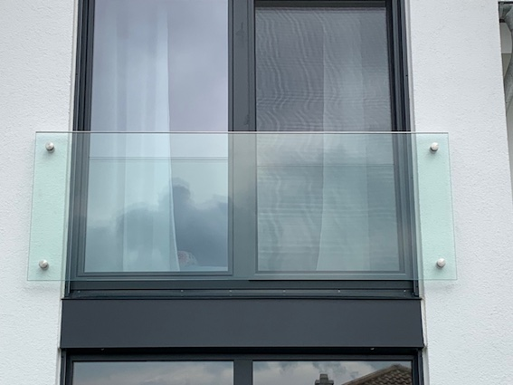 franz sischer balkon glas ganzglasgel nder glass. Black Bedroom Furniture Sets. Home Design Ideas
