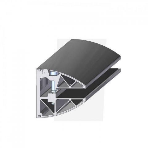 glasvordach vordach sentryglas dupont wandklemmpro edelstahl goldmann. Black Bedroom Furniture Sets. Home Design Ideas