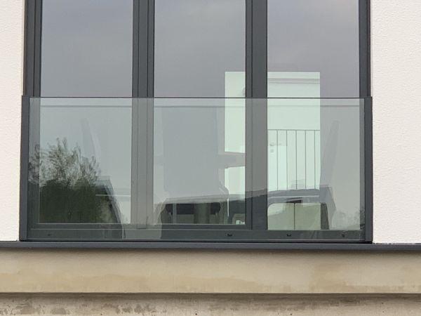 Franzosischer Balkon Glas Fensterbrustung View Ral Edelstahl Goldmann