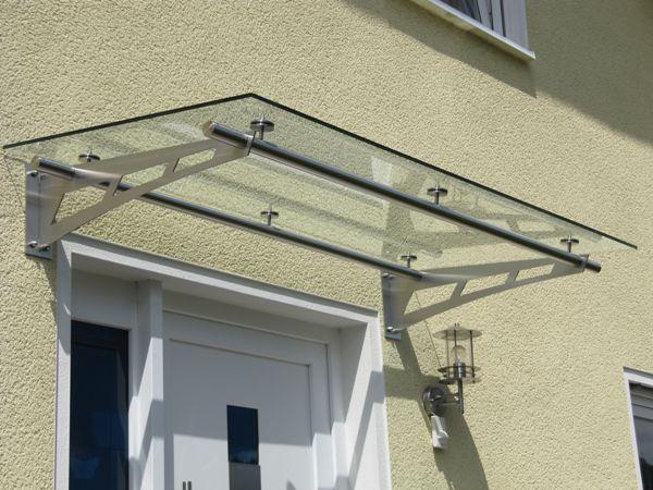 edelstahvordach glasvordach vord cher g nstig edelstahl goldmann. Black Bedroom Furniture Sets. Home Design Ideas
