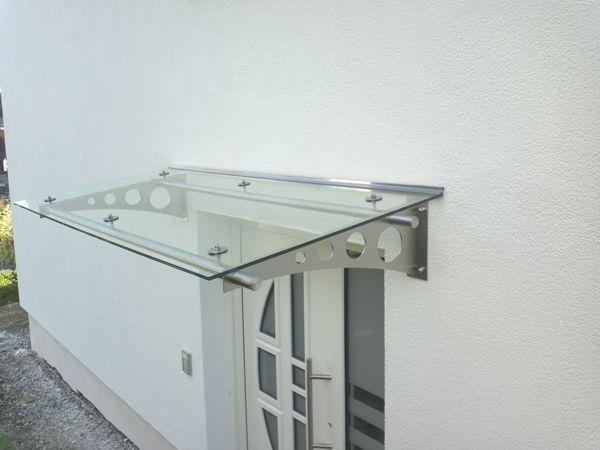 edelstahvordach glasvordach vord cher vordach g ns edelstahl goldmann. Black Bedroom Furniture Sets. Home Design Ideas