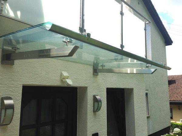edelstahvordach glasvordach vord cher vordach edelstahl. Black Bedroom Furniture Sets. Home Design Ideas